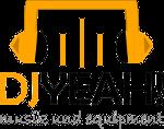 Das Logo von DJYEAH in 150 Pixel